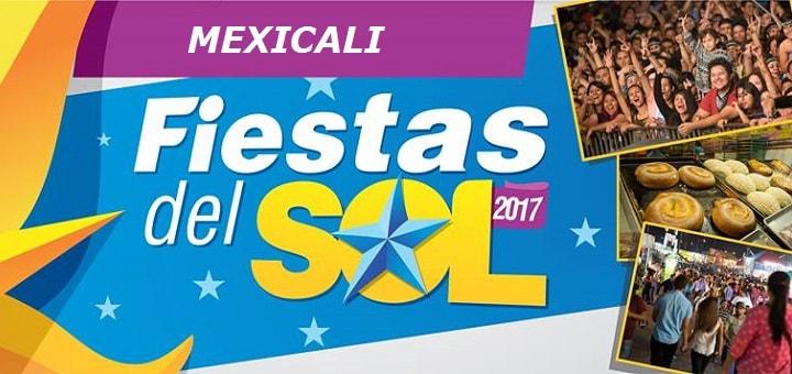 Fiestas del Sol Mexicali 2017