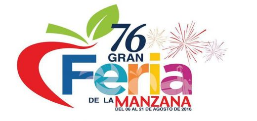 Logo 76 Gran Feria de la Manzana
