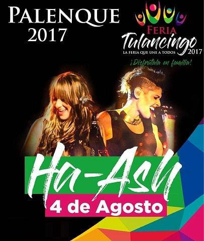 Ha-Ash - Palenque Tulancingo 2017