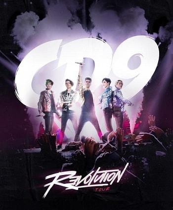 CD9 Revolution Tour 2017