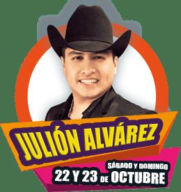 Julion Alvarez en Pachuca 2016