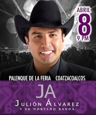 Julion Alvarez - Palenque Coatzacoalcos 2017