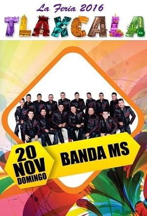 Banda MS en Tlaxcala