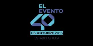 El Evento 40 Octubre 2016