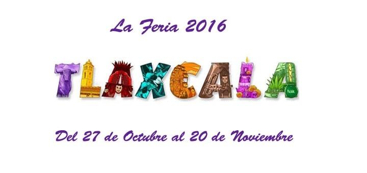 Logo de la Feria Tlaxcala 2016