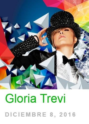 Gloria Trevi - Palenque Queretaro 2016