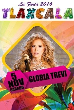 Gloria Trevi en Tlaxcala