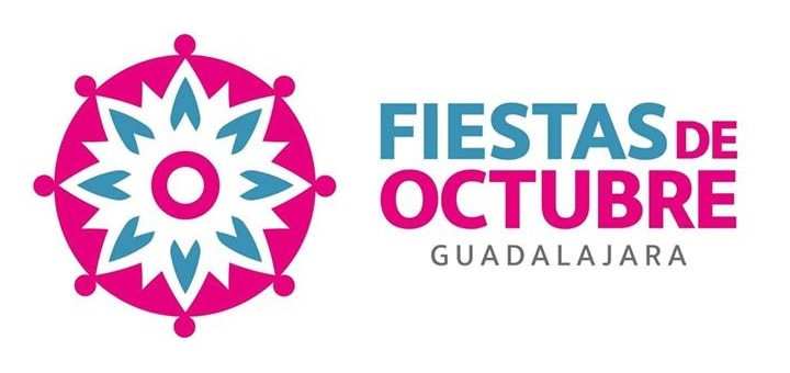 nuevo logo Fiestas de Octubre 2017
