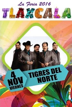 Tigres del Norte en Tlaxcala