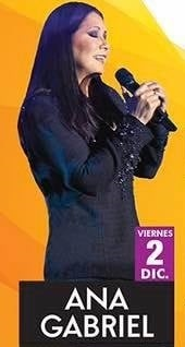 Ana Gabriel - 2 de Diciembre