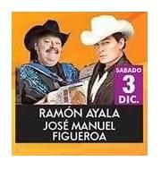 Ramon Ayala y Jose Manuel Figueroa