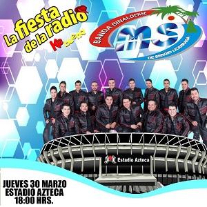 Banda MS - Fiesta de la Radio 2017