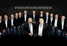 Banda MS 2018 Tour Con todas las fuerzas