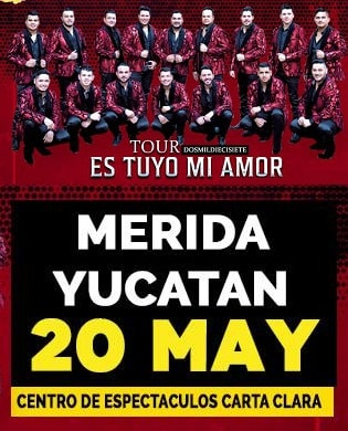Banda MS en Merida