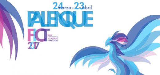 Cartel Palenque Feria del Caballo Texcoco 2017