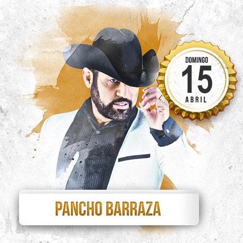 Pancho Barraza en Palenque Tepabril 2018