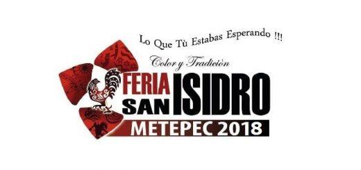 Feria San Isidro Metepec 2018