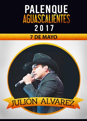 Julion Alvarez - Palenque San Marcos 2017