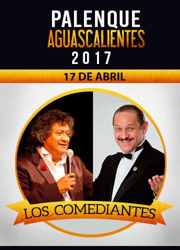 Los Comediantes - Palenque San Marcos 2017