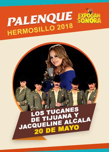 Los Tucanes de Tijuana en el Palenque Hermosillo 2018