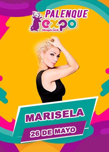 Marisela en Expo Obregon 2018