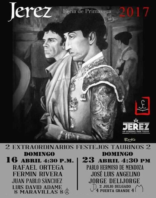 Serial Taurino de Feria Jerez 2017