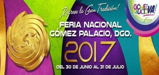 Feria Nacional Gomez Palacio 2017