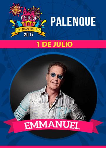Emmanuel - Palenque Feria San Juan del Rio 2017