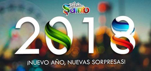 Imagen de la Feria Saltillo 2018