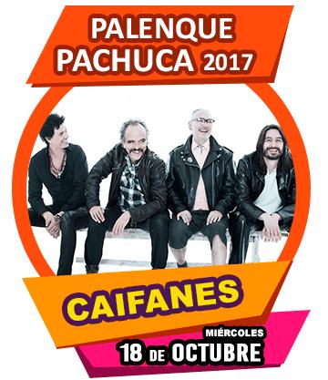 Caifanes en Palenque Pachuca 2017
