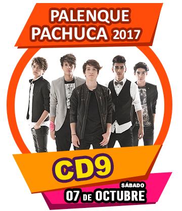 CD9 en Palenque Pachuca 2017