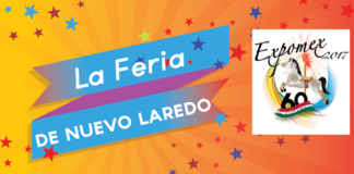 Feria Expomex Nuevo Laredo 2017