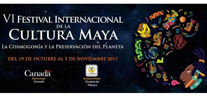 VI Festival Internacional de la Cultura Maya 2017