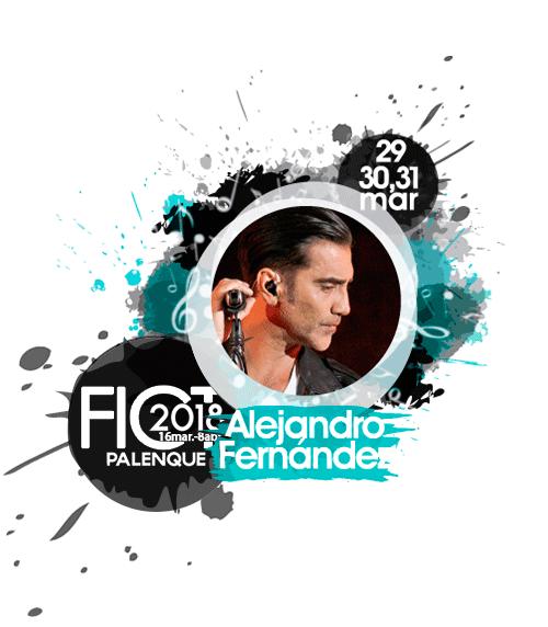 Alejandro Fernandez en Palenque Texcoco 2018