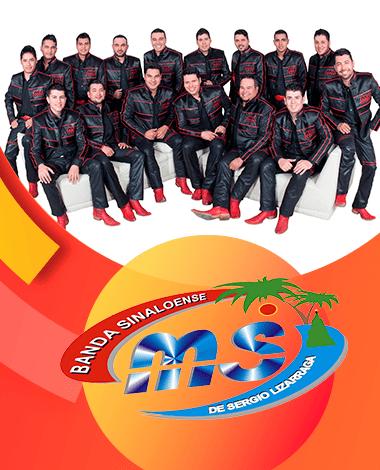 Banda MS en la Fiesta de la Ke Buena 2018
