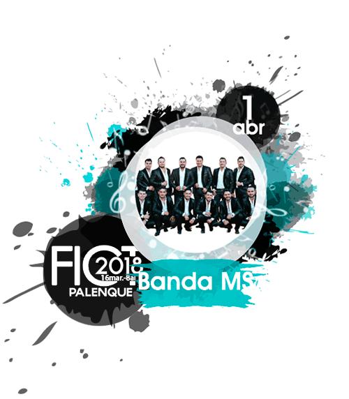 Banda MS en Palenque Texcoco 2018