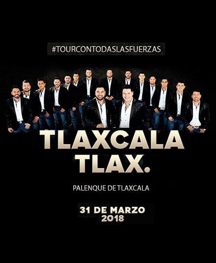 Banda MS en el Palenque de Tlaxcala