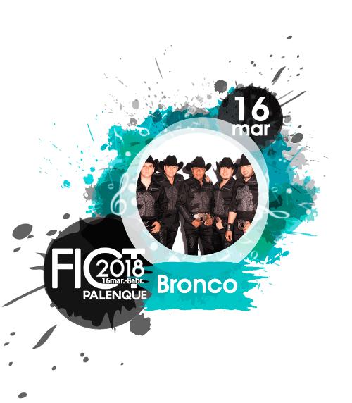 Bronco en Palenque Texcoco 2018