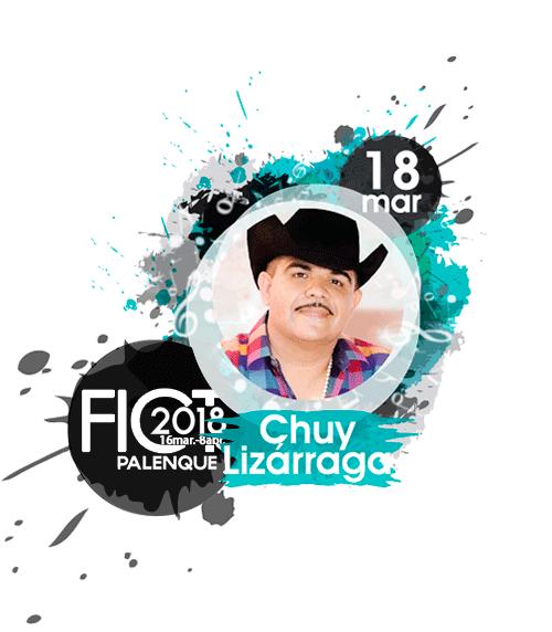 Chuy Lizarraga en Palenque Texcoco 2018