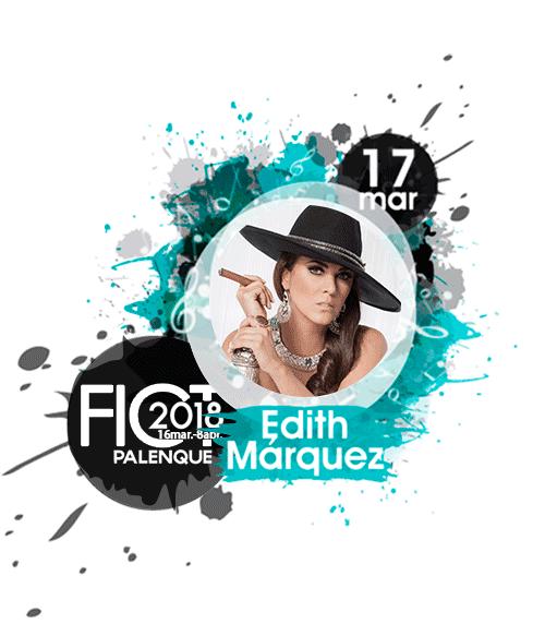 Edith Marquez en Palenque Texcoco 2018