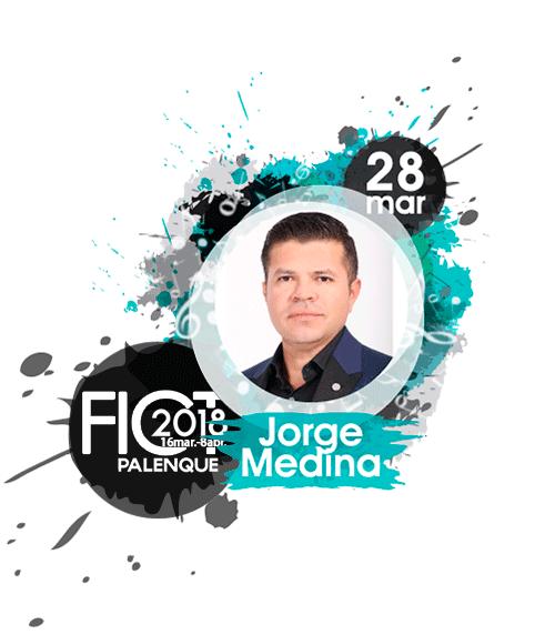 Jorge Medina en Palenque Texcoco 2018