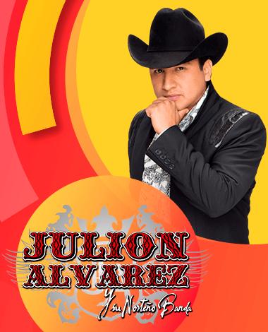 Julion Alvarez en la Fiesta de la Ke Buena 2018