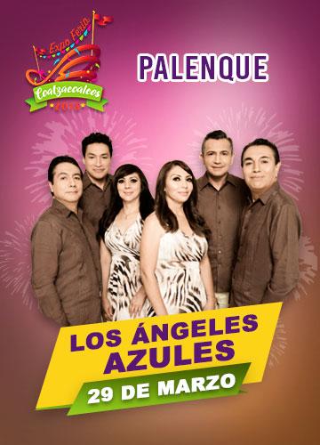 Los Angeles Azules en el Palenque Feria Coatzacoalcos 2018