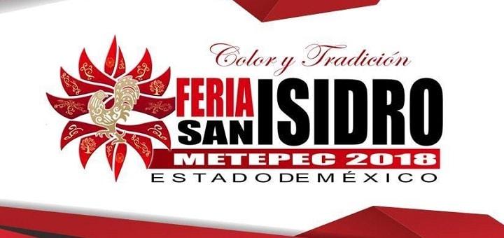 Feria de San Isidro Metepec 2018