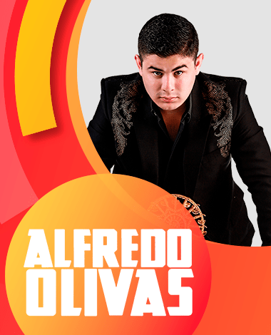 Alfredo Olivas en la Fiesta de la Radio Ke Buena 2018