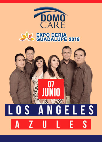 Los Angeles Azules en el Domo Care 2018