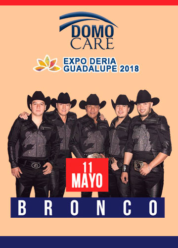 Bronco en el Domo Care 2018