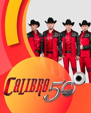 Calibre 50 en la Fiesta de la Radio Ke Buena 2018