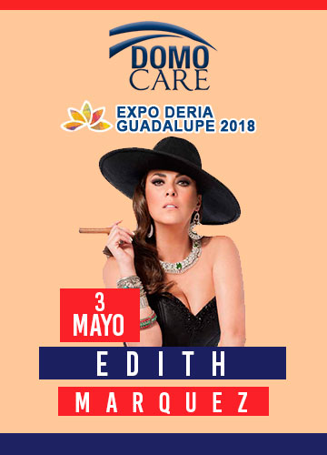 Edith Marquez en el Domo Care 2018