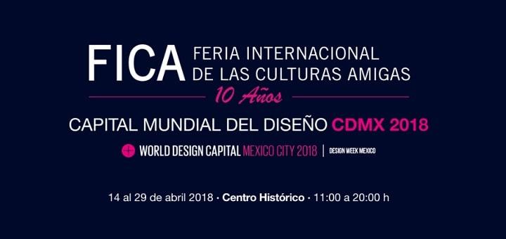 Feria Internacional de las Culturas Amigas FICA 2018